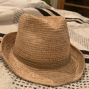 Hinge Straw Hat from Nordstrom